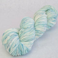 Knitcircus Yarns: Believe in Miracles 100g Speckled Handpaint skein, Greatest of Ease, ready to ship yarn