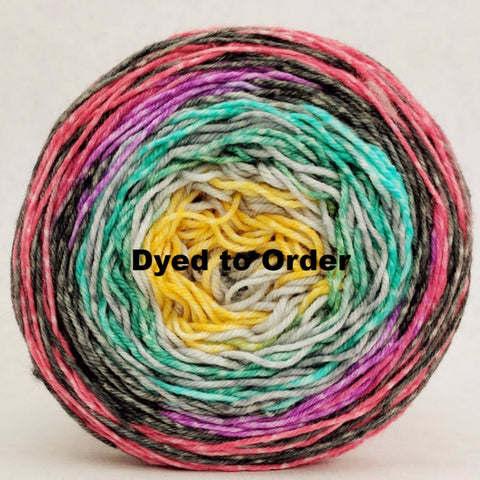 Twister 100g Extreme Stripes, Greatest of Ease, dyed to order