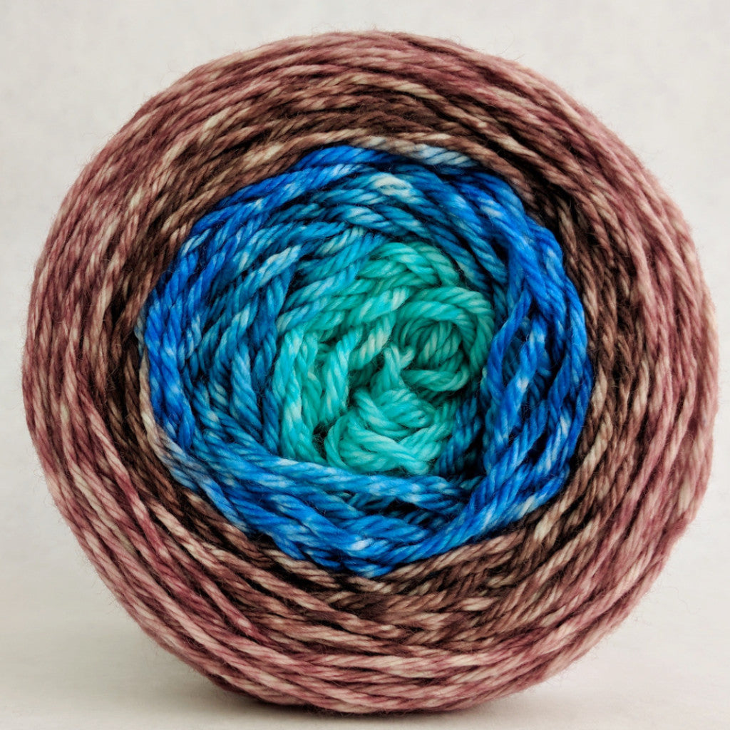Robin's Nest 100g Panoramic Gradient, Ringmaster, ready to ship - SALE