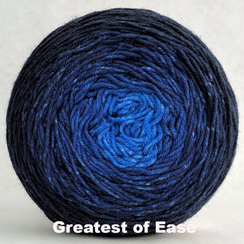 Blue-nique Chromatic Gradient, dyed to order