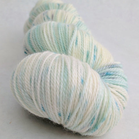 Believe in Miracles 100g Speckled Handpaint skein, Opulence, ready to ship