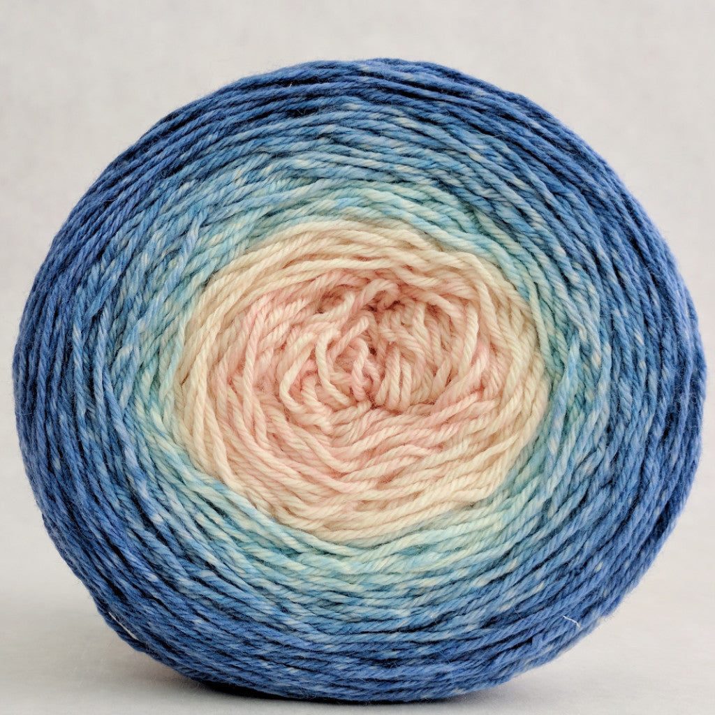 Springtime in Paris 100g Panoramic Gradient, Parasol, ready to ship - SALE
