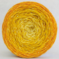 Knitcircus Yarns: All the Bacon and Eggs You Have 150g Chromatic Gradient, Ringmaster, ready to ship yarn