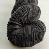 Quoth the Raven 100g Kettle-Dyed Semi-Solid skein, Trampoline, ready to ship