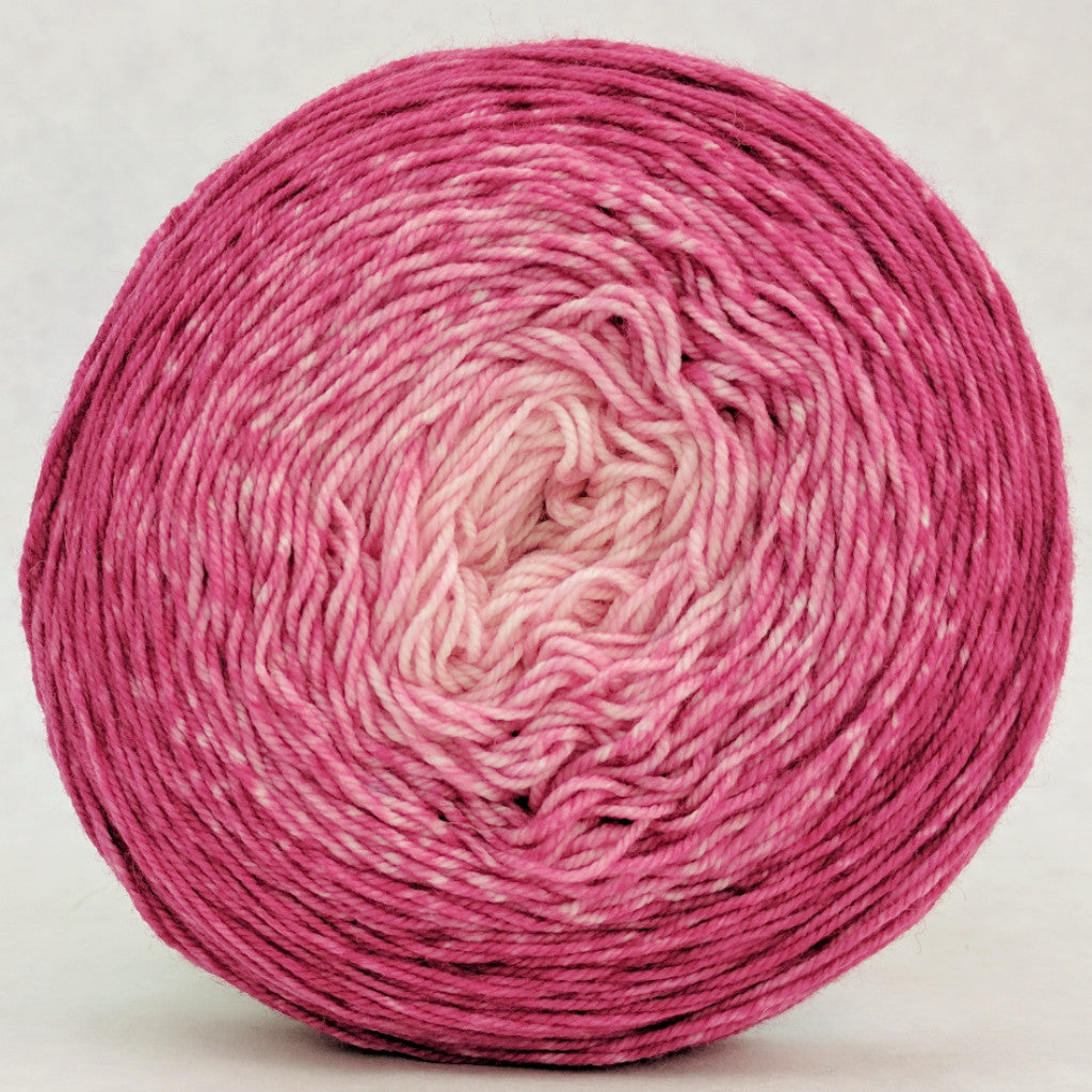 A Rose By Any Other Name 150g Chromatic Gradient, Trampoline, ready to ship