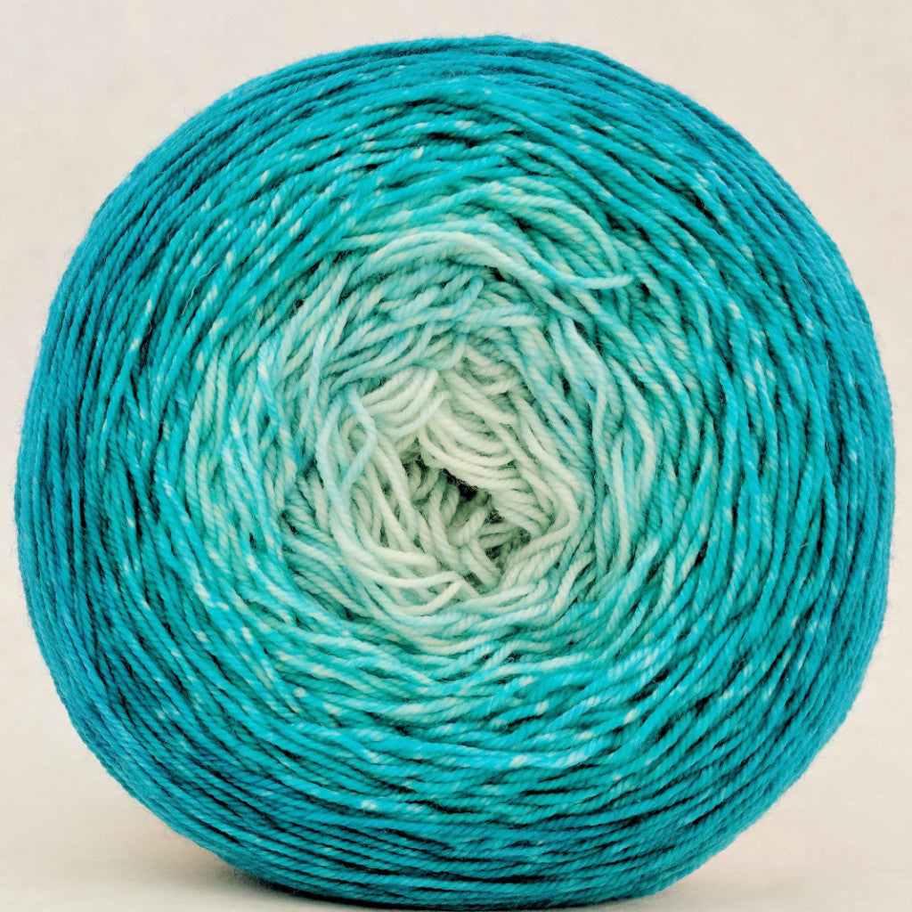 Turquoise Pool 150g Chromatic Gradient, Trampoline, ready to ship