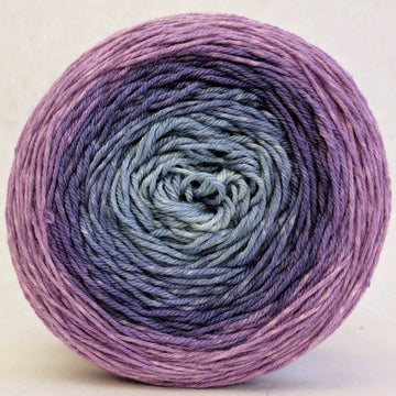 Knitcircus Yarns: Mistress of Myself 100g Panoramic Gradient, Parasol, ready to ship yarn - SALE