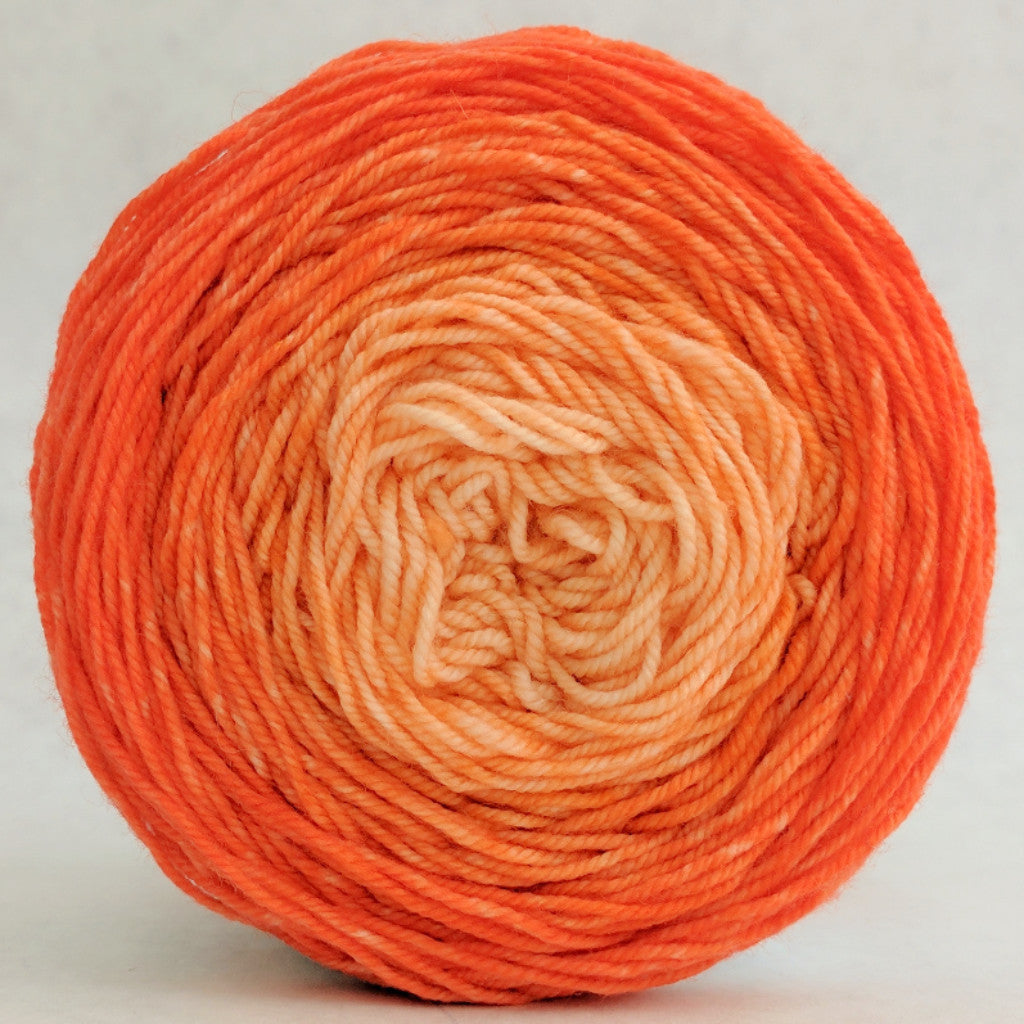 Orange You Glad 75g Chromatic Gradient, Trampoline, ready to ship