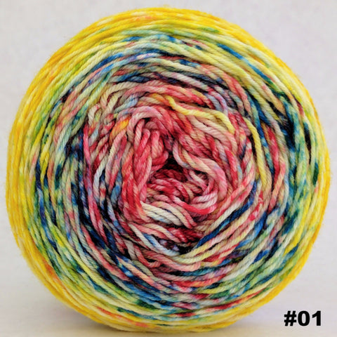 Pippi Longstocking 100g Impressionist Gradient, Greatest of Ease, choose your cake, ready to ship