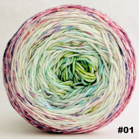 Many Happy Returns 100g Impressionist Gradient, Trampoline, choose your cake, ready to ship