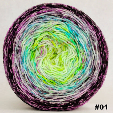 Electric Mayhem 150g Impressionist Gradient, Greatest of Ease, choose your cake, ready to ship