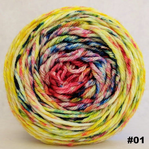 Pippi Longstocking 100g Impressionist Gradient, Ringmaster, choose your cake, ready to ship