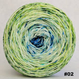 Frog and Toad 150g Impressionist Gradient, Trampoline, choose your cake, ready to ship