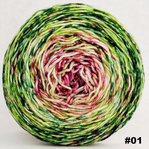 Holly and Ivy 100g Impressionist Gradient, Greatest of Ease, choose your cake, ready to ship