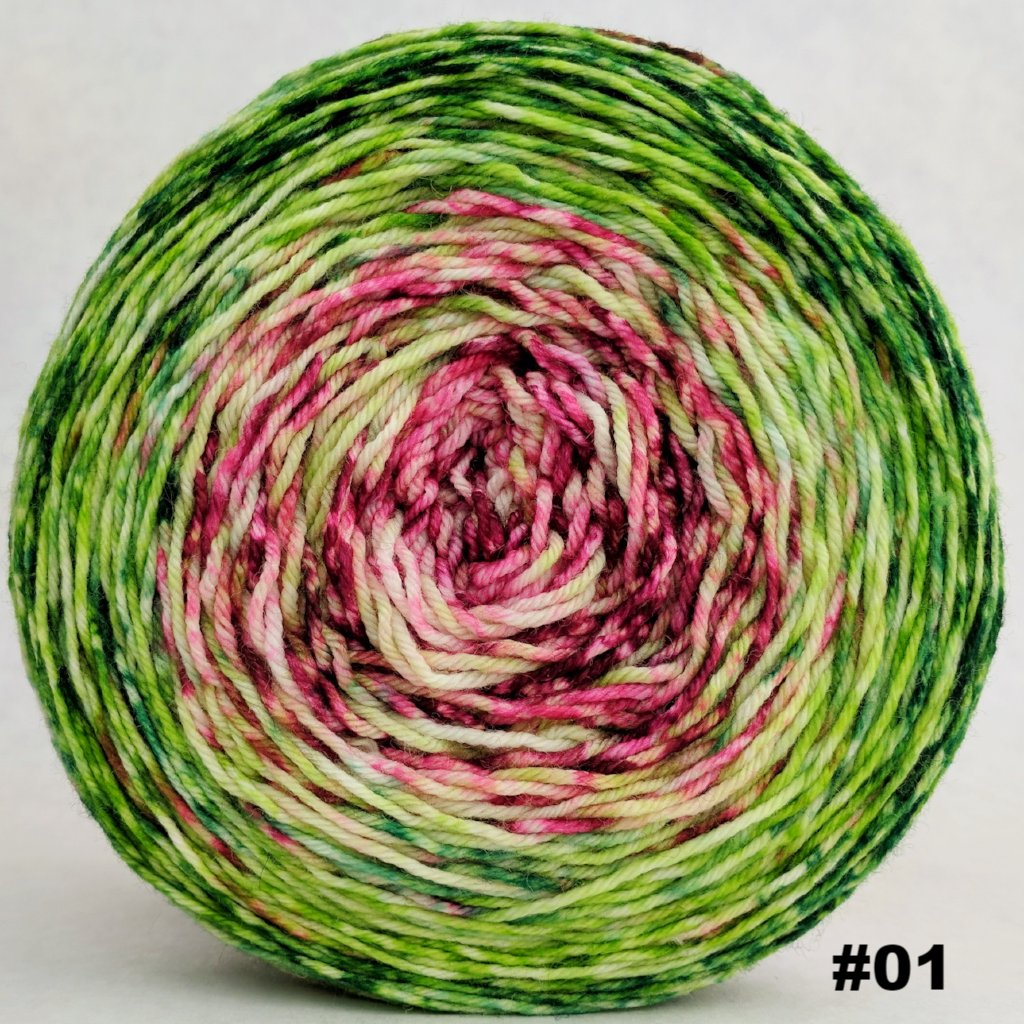 Holly and Ivy 150g Impressionist Gradient, Greatest of Ease, choose your cake, ready to ship