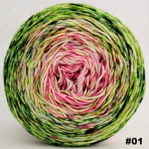 Holly and Ivy 100g Impressionist Gradient, Trampoline, choose your cake, ready to ship