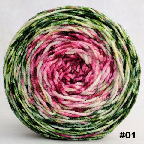 Holly and Ivy 100g Impressionist Gradient, Magnificent, choose your cake, ready to ship
