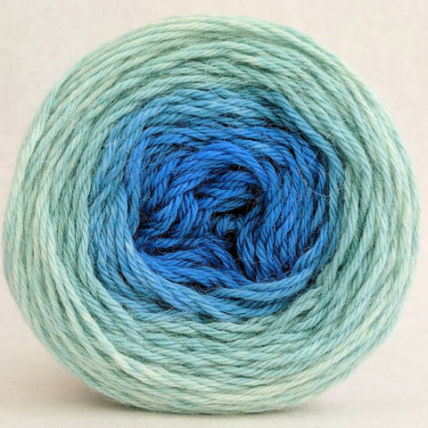 Peace, Love, and Understanding 100g Panoramic Gradient, Lustrous, ready to ship