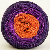 Knitcircus Yarns: Bewitched 100g Panoramic Gradient, Greatest of Ease, ready to ship yarn