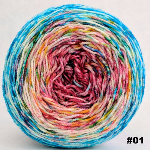 Imaginary Best Friend 100g Impressionist Gradient, Trampoline, choose your cake, ready to ship