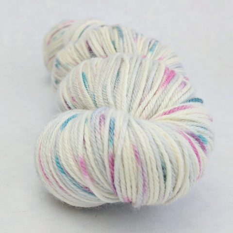 As You Wish 100g Speckled Handpaint skein, Parasol, ready to ship