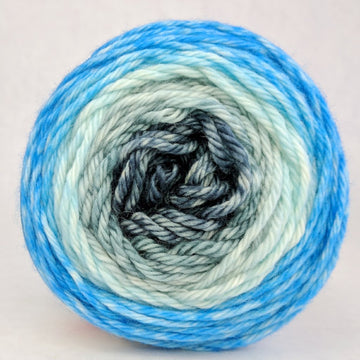 Knitcircus Yarns: April Skies 50g Panoramic Gradient, Ringmaster, ready to ship yarn