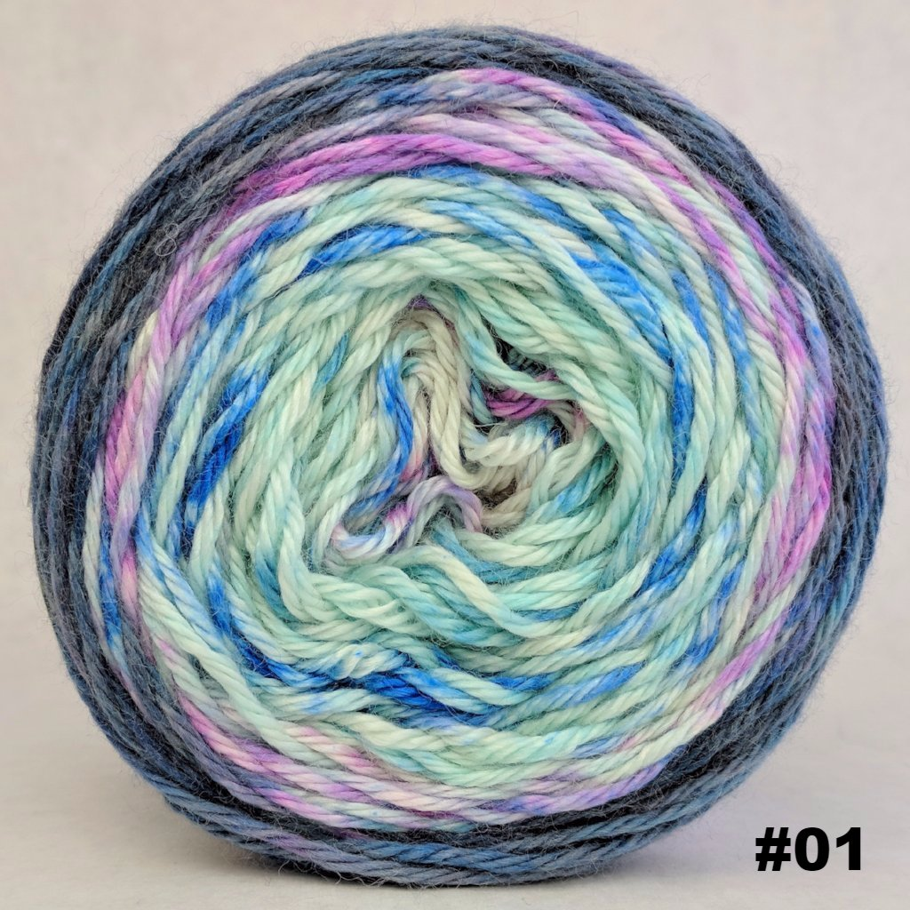 Space is Big. Really Big. 100g Impressionist Gradient, Lap of Luxury, choose your cake, ready to ship