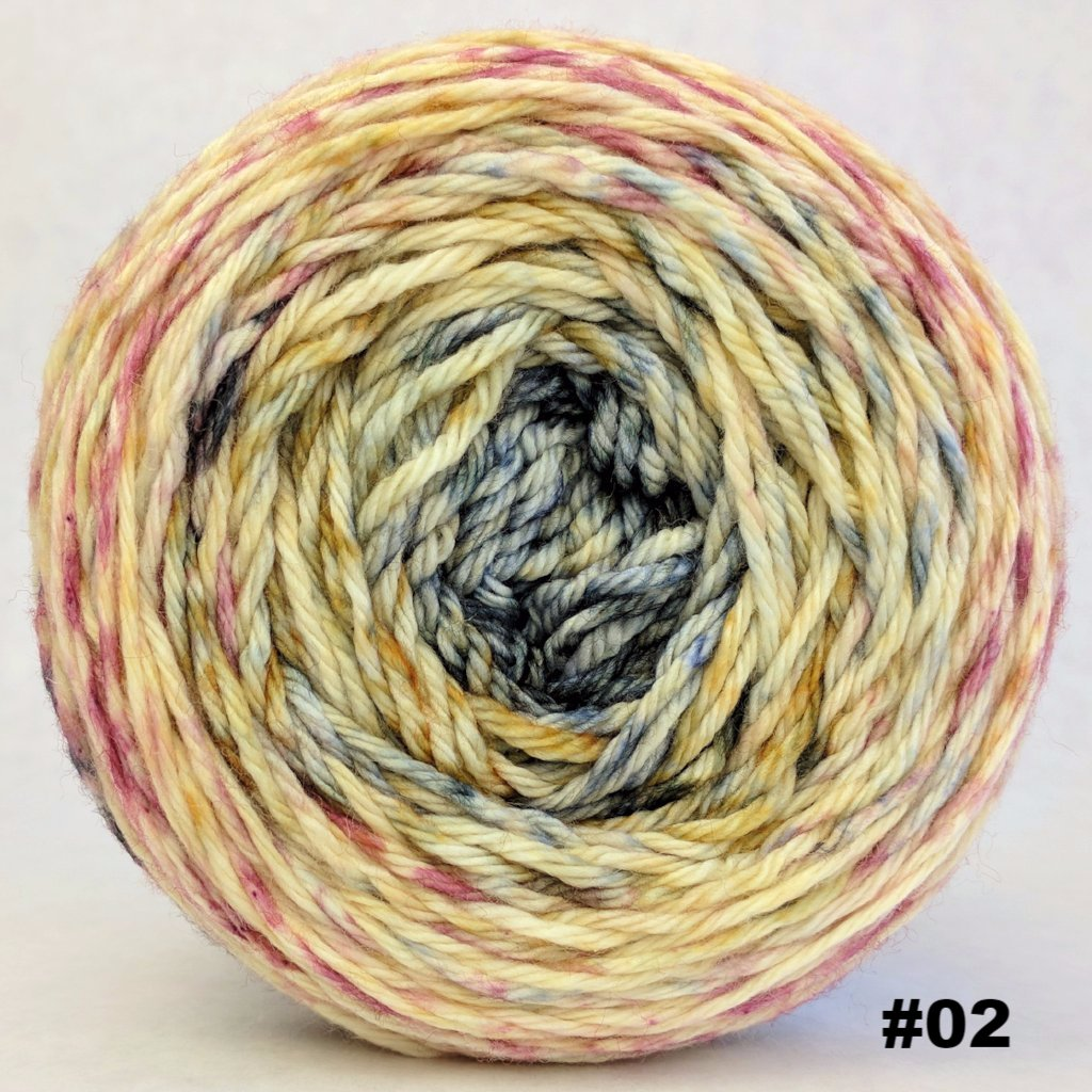 Total Eclipse of the Yarn 150g Impressionist Gradient, Ringmaster, choose your cake, ready to ship