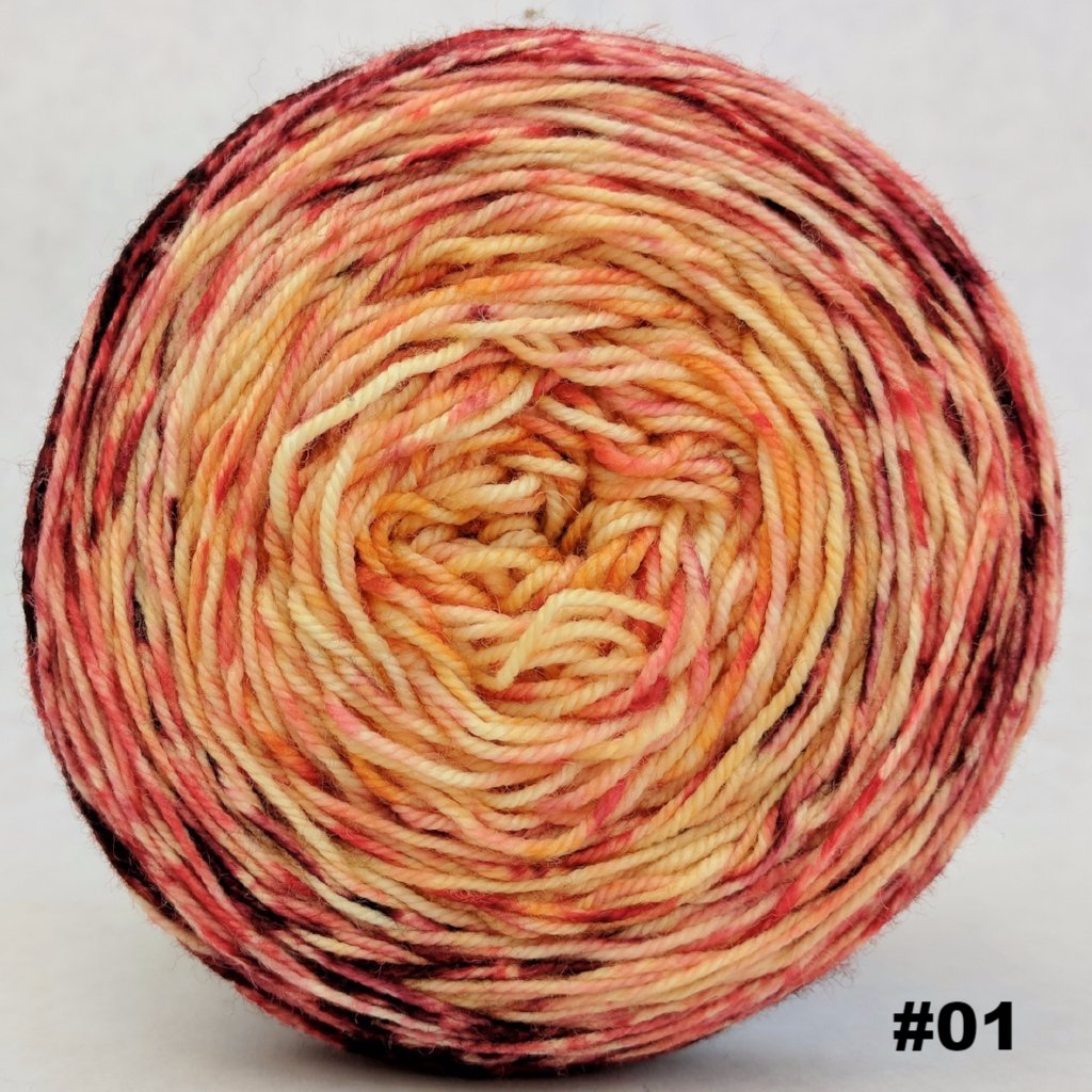 On Top Of Spaghetti 100g Impressionist Gradient, Trampoline, choose your cake, ready to ship