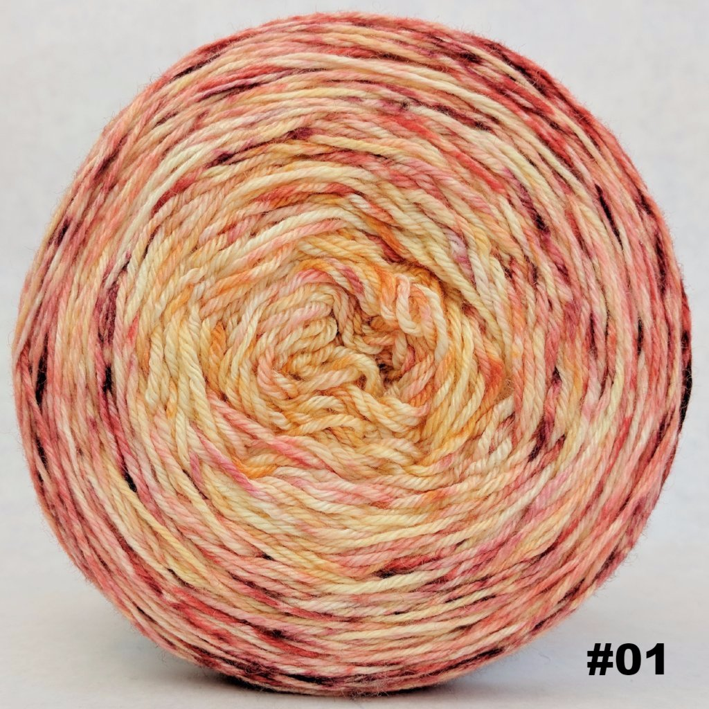 On Top Of Spaghetti 150g Impressionist Gradient, Parasol, choose your cake, ready to ship