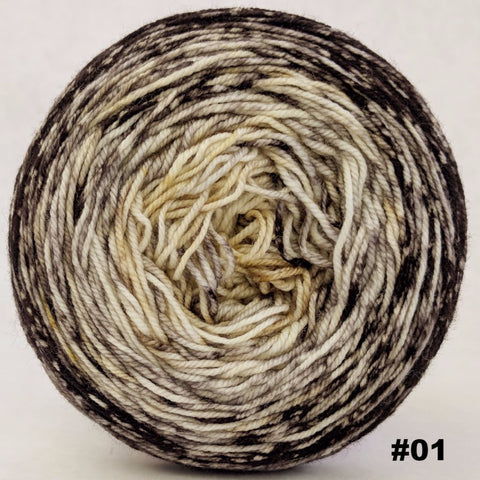 Cookies and Cream 100g Impressionist Gradient, Trampoline, choose your cake, ready to ship