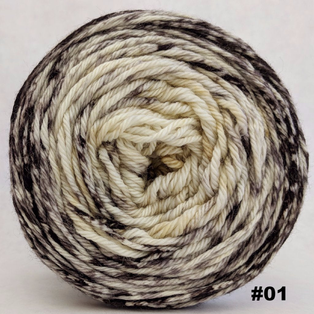 Cookies and Cream 150g Impressionist Gradient, Ringmaster, choose your cake, ready to ship