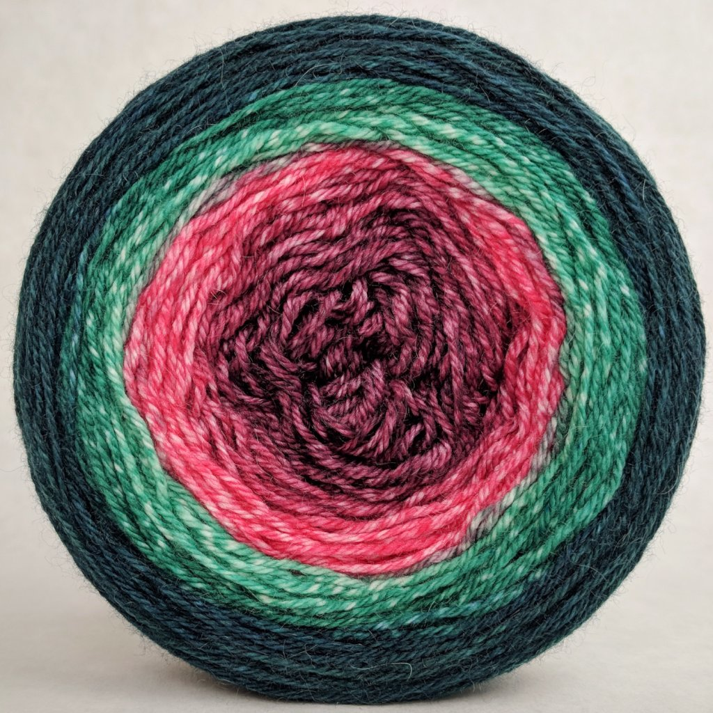 Deck the Halls Variation 150g Panoramic Gradient, Opulence, ready to ship