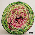 Knitcircus Yarns: Holly and Ivy 150g Impressionist Gradient, Ringmaster, choose your cake, ready to ship yarn