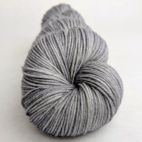 Chimney Sweep 100g Kettle-Dyed Semi-Solid skein, Greatest of Ease, ready to ship