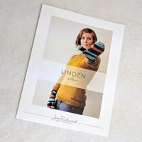 Pattern - Linden Mittens, by Jane Richmond, ready to ship