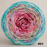 Imaginary Best Friend 150g Impressionist Gradient, Parasol, choose your cake, ready to ship