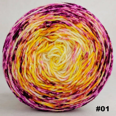 Sunshine Daydream 100g Impressionist Gradient, Greatest of Ease, choose your cake, ready to ship