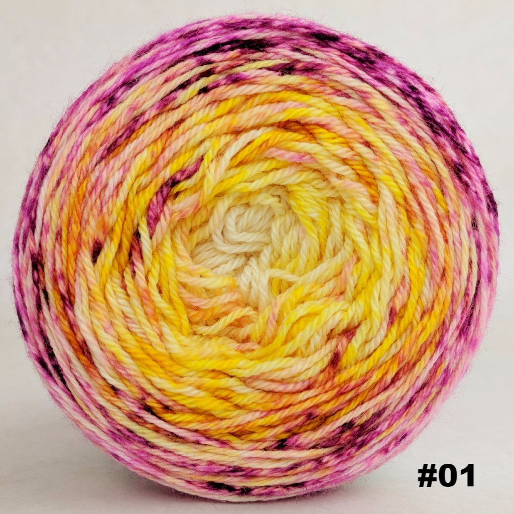 Sunshine Daydream 100g Impressionist Gradient, Opulence, choose your cake, ready to ship