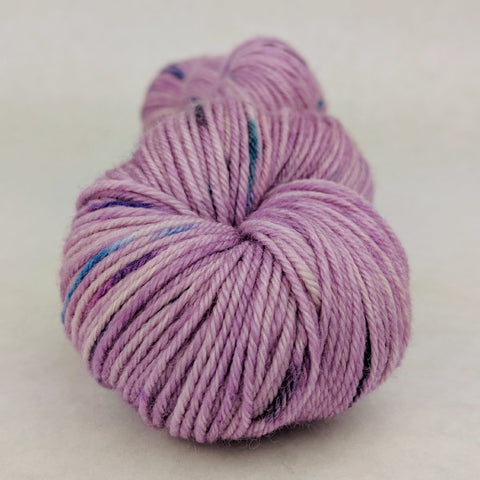 The Knit Sky 100g Speckled Handpaint skein, Lavish, ready to ship
