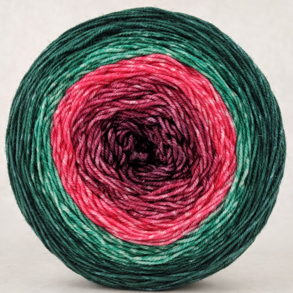 Deck the Halls 150g Panoramic Gradient, Trampoline, ready to ship