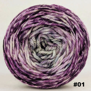 Knitcircus Yarns: Mistress of Myself 100g Impressionist Gradient, Ringmaster, choose your cake, ready to ship yarn