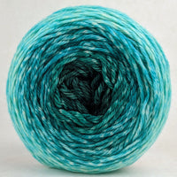 Knitcircus Yarns: Hello Beautiful 100g Panoramic Gradient, Ringmaster, ready to ship yarn