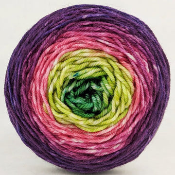 Knitcircus Yarns: Just Beet It 50g Panoramic Gradient, Greatest of Ease, ready to ship yarn