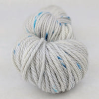 Knitcircus Yarns: Whiskers On Kittens 100g Speckled Handpaint skein, Ringmaster, ready to ship yarn