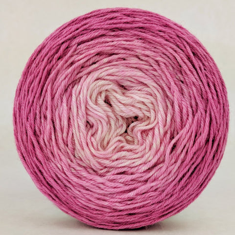 A Rose by Any Other Name 100g Chromatic Gradient, Parasol, ready to ship