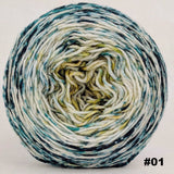 Wild Rumpus 100g Impressionist Gradient, Parasol, choose your cake, ready to ship