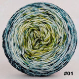 Wild Rumpus 100g Impressionist Gradient, Trampoline, choose your cake, ready to ship