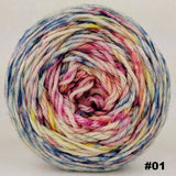 Easy Peasy Lemon Squeezy 100g Impressionist Gradient, Ringmaster, choose your cake, ready to ship