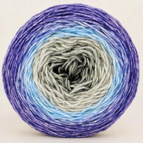 Knitcircus Yarns: Kindness is Everything 50g Panoramic Gradient, Greatest of Ease, ready to ship yarn